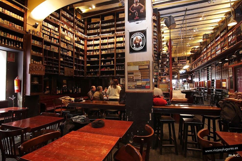 Foto de la Cervercería La Ferretería en Reus
