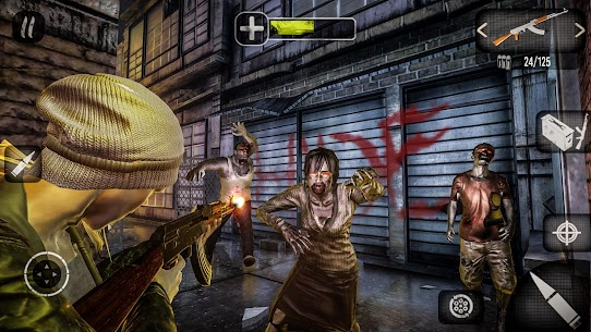Last Day: Zombie Survival Offline Zombie Games App Download For Android 2