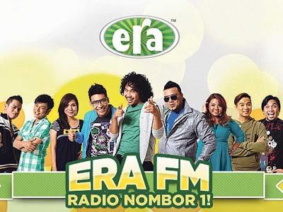 stesen radio era FM