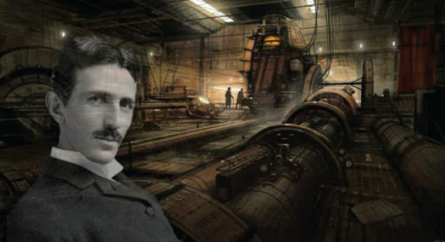 Η χρονομηχανή του Νίκολα Τέσλα που λέγεται ότι έφτιαξε και έκρυψαν από την ανθρωπότητα