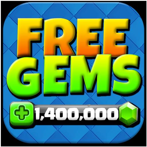 工具App|Free Gems Clash Royale - PRANK LOGO-3C達人阿輝的APP