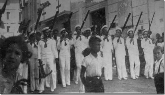 1935, Esmeralda Torró diu He descobert que el meu iaio Salvador Torró. foto PACO DESAMPA