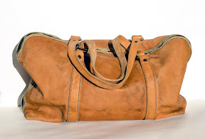 handmade leather bag № 158 London G