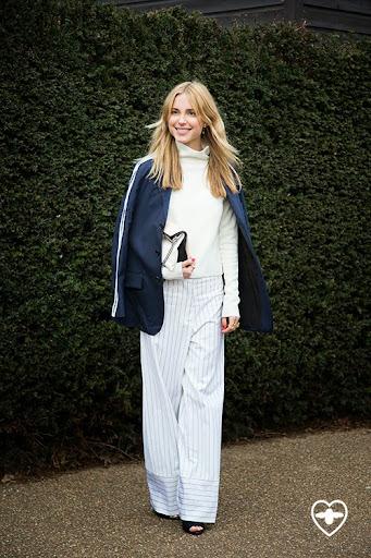 Pernille Teisbaek; blogger; Marni jacket; Acne trousers; Zara top; Celine bag; Balenciaga shoes;