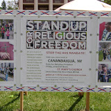 Stand Up for Freedom 6-8-12
