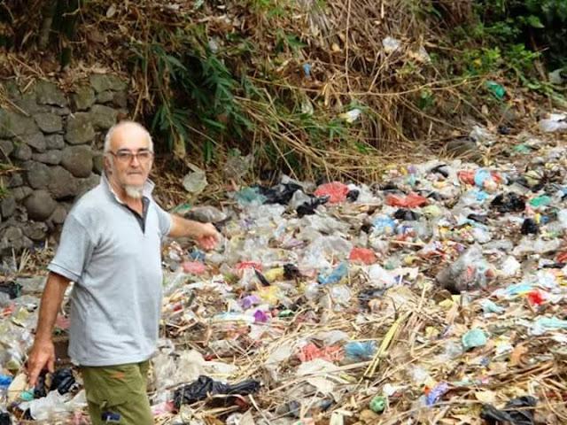Masyarakat Yang Baik Adalah Masyarakat Yang Sadar Kebersihan Lingkungan