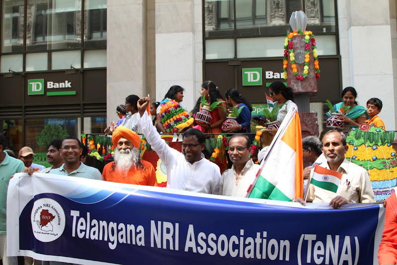 Telangana State Float at India Day Parade NY 2015 - IMG_6920.jpg
