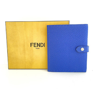 Fendi New Leather Calendar Planner