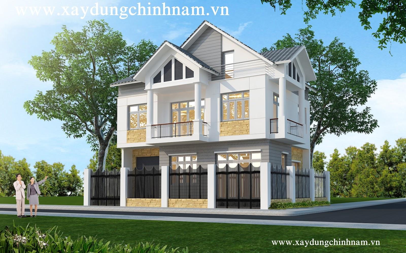 Thiết kế nhà thầy Đỗ Tấn Tùng ở Đồng Nai
