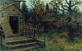Покинутая усадьба, 1901