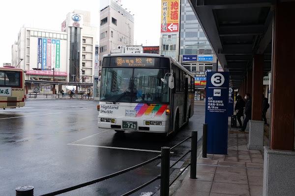 アルピコ交通(川中島バス)