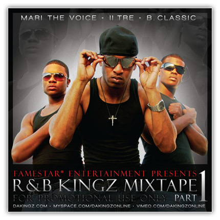 1 VA R&B Kingz Mixtape Part 1 (08 03 2013)