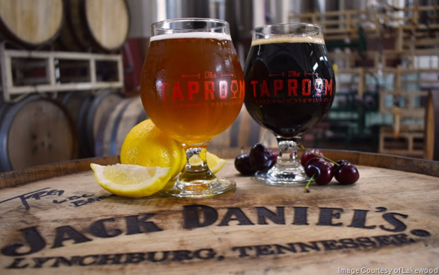 Lakewood Partners with Jack Daniel's to Brew 2 Unique Summer Releases: Jack'd Up Lemonale and Tennessee Temptress