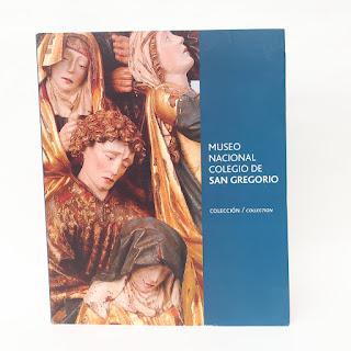 Museo Nacional Colegio san Gregorio RARE Book