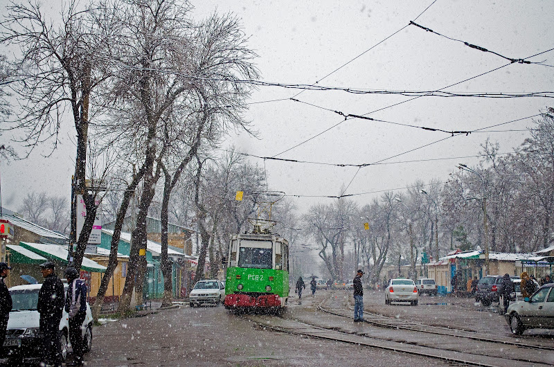 Зима на Психушке