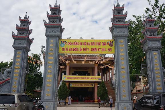 Phật giáo Thị xã An Nhơn tổ chức Đại hội NK. 2016 - 2021.