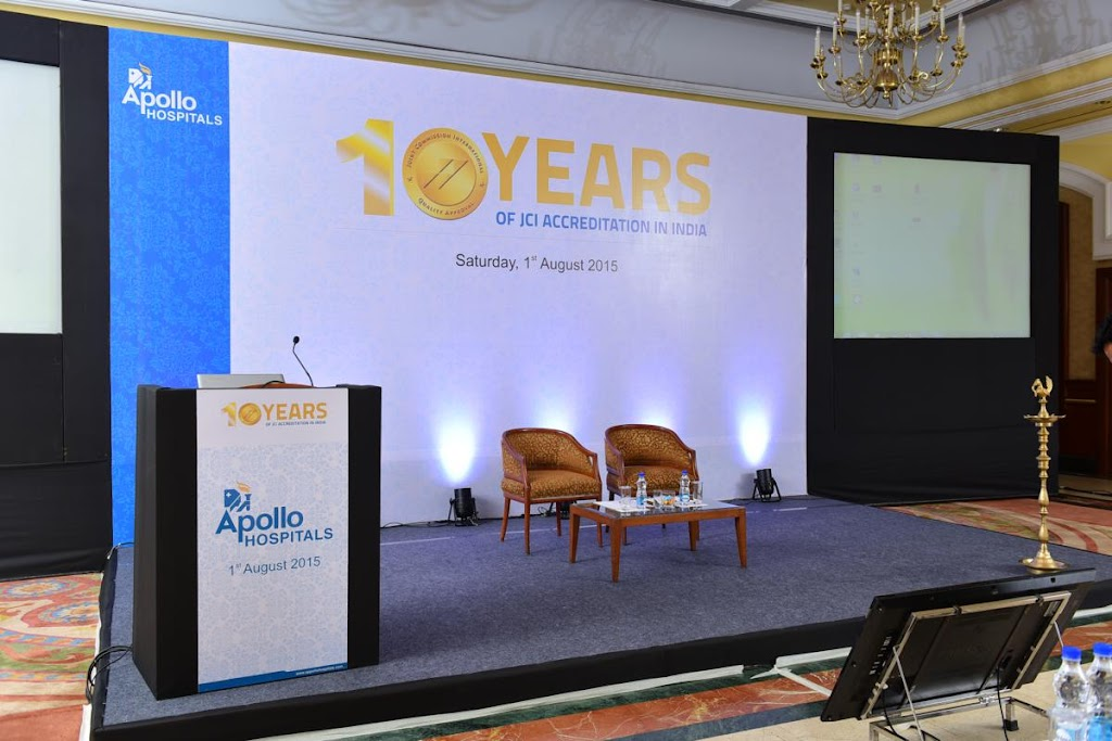 Apollo Hospitals - 10 Years of JCI Accreditation in India - 2
