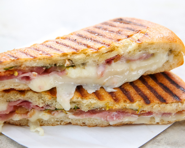 photo of Exquisite panini