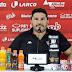 Barroca assume culpa por derrota e espera melhora a partir do jogo contra o Brasil-RS