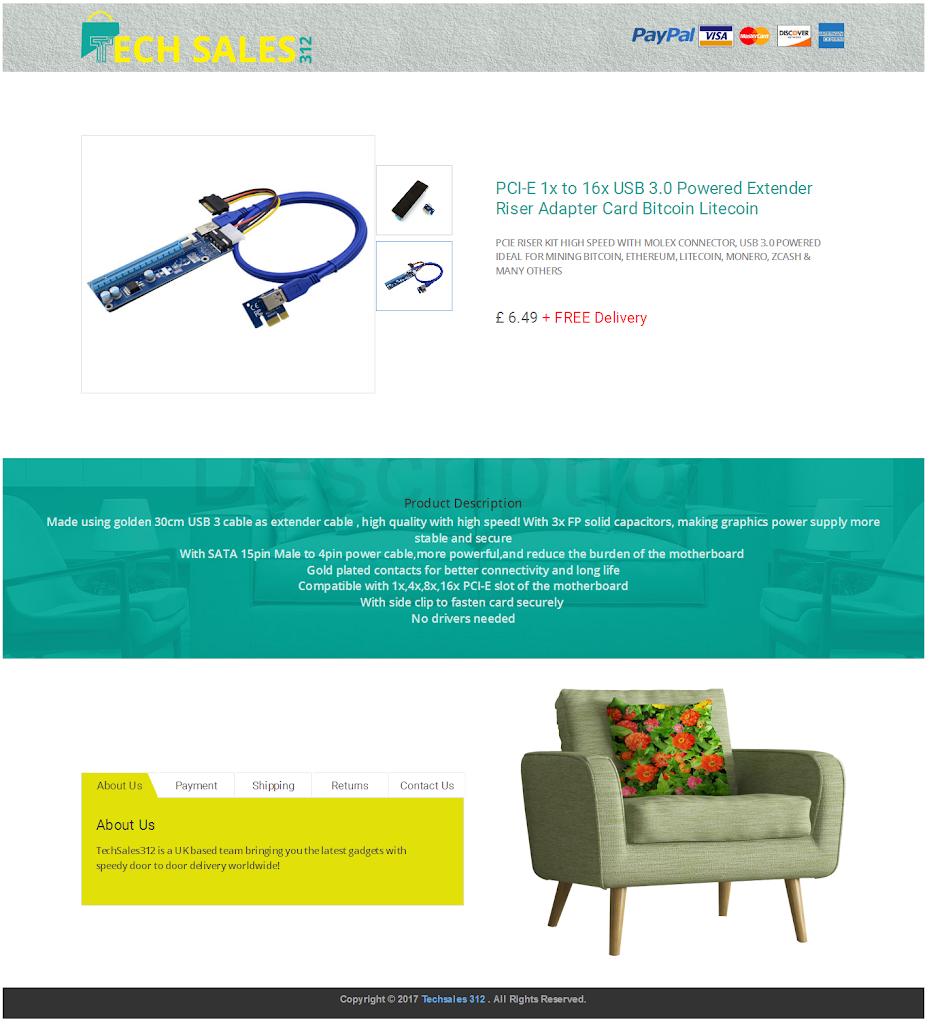 Professional ebay listing template create attractive ebay ebay listing templates reheart Gallery