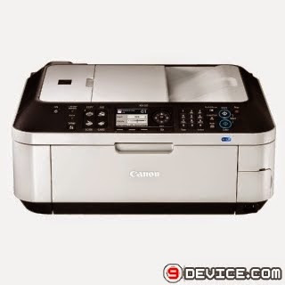pic 1 - ways to get Canon PIXMA MX357 printer driver