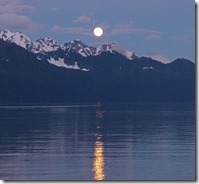 12:05 am, June 21, Seward Alaska