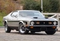 143 Ford Mustang Boss
