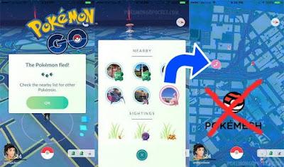 Artikel ini kita angkat kembali untuk memperingati rilisnya Nearby Pokemon Go terbaru sec Nearby Pokemon Go Terbaru Akan Membunuh Poketrack, Pokemesh, dan Aplikasi Sejenisnya