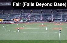Fair (Falls Beyond Base)