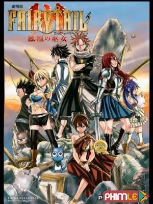Phim Hội Pháp Sư - Fairy Tail (2009)