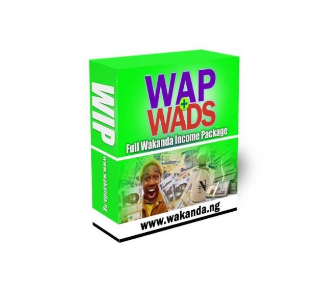wakanda nation income program