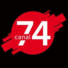 Logo Canal 74 TeVe