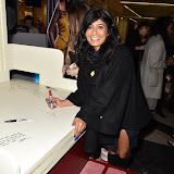 OIC - ENTSIMAGES.COM - Anjula Devi at Ella Jade's Chair Your Wish Launch Whiteley's Shopping Centre, London 15th December 2015 Photo Mobis Photos/OIC 0203 174 1069