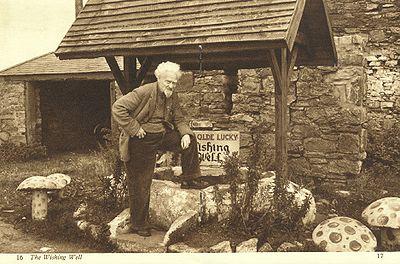 Gardner At The Witches Mill, Gerald Gardner