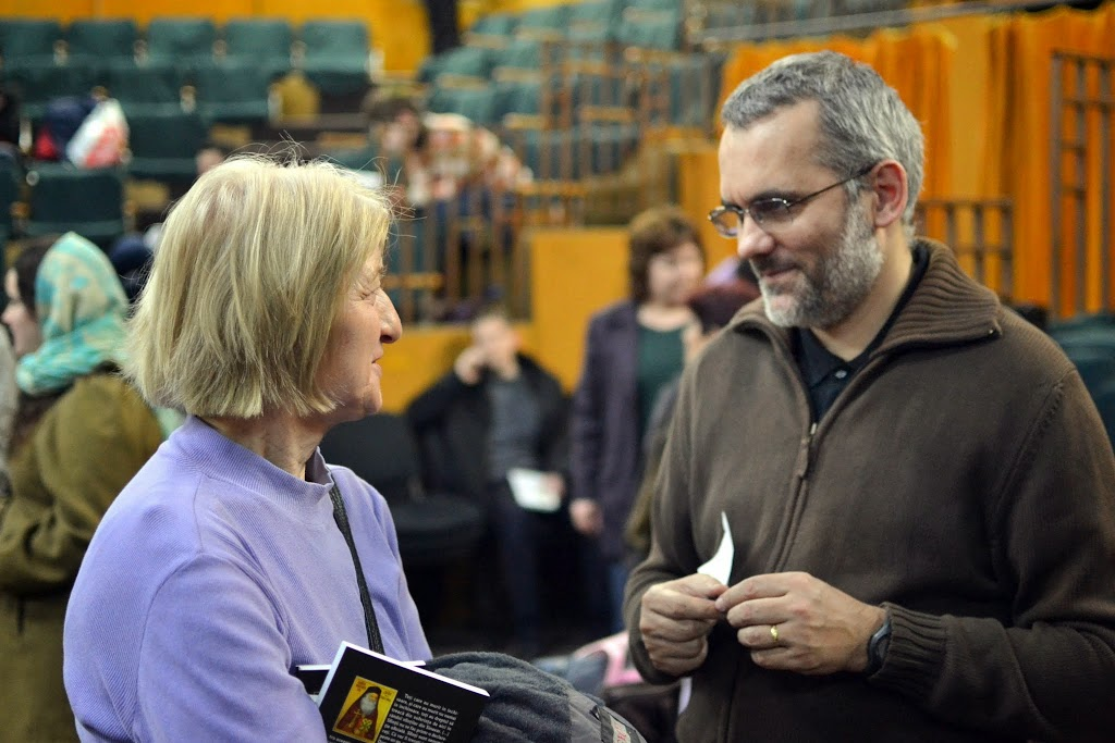 082 Avva Justin Parvu si Sfintii inchisorilor (Teatrul Luceafarul, Iasi, 2014.03.19)