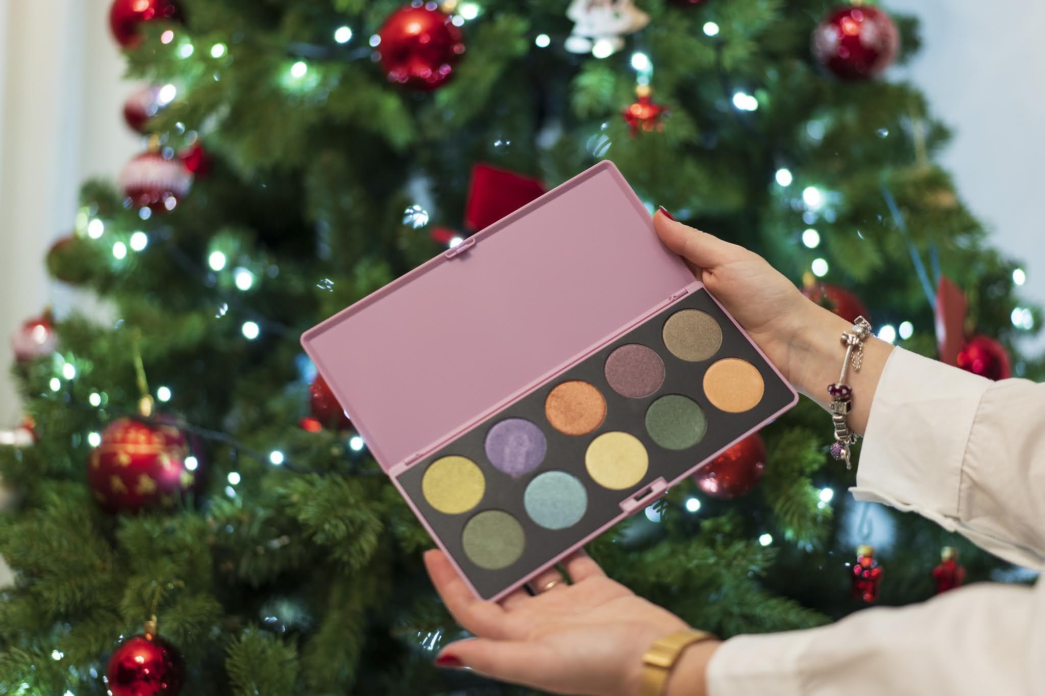 Palette duochrome - Neve Cosmetics colori