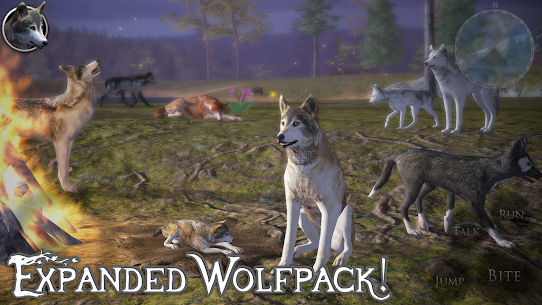 Ultimate Wolf Simulator 2 [Mod] 4