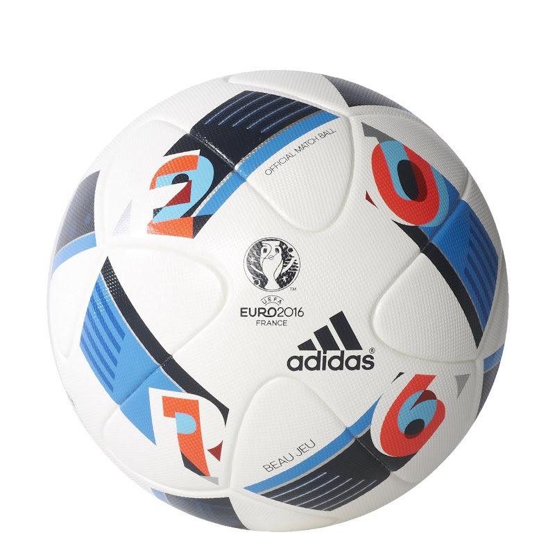 Check out the Adidas Beau Jeu UEFA Euro 2016 France Official Match Ball