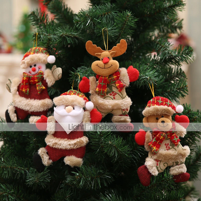 Christmas Decorations, New Year's