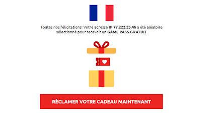 PremiumM - Free Game Pass (France)