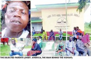 Abducted 6 Lagos students located in Imobi creek