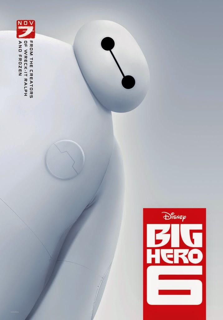 Οι Υπερέξι (Big Hero 6) Poster