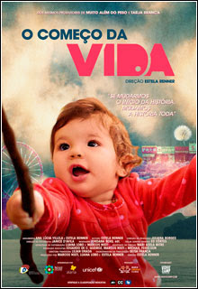 O Começo da Vida (2016) Torrent BRRip Blu-Ray 720p / 1080p Dublado