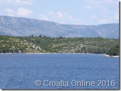 Croatia Online - Brizenica Bay Boat trip