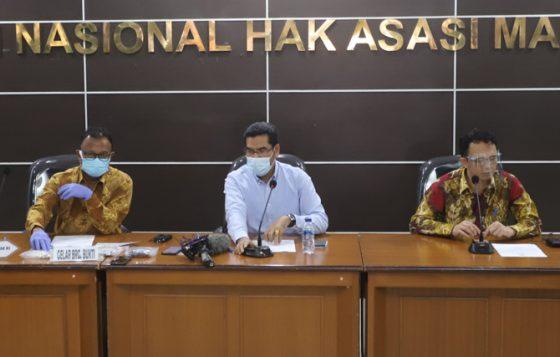 Kasus Pelecehan S*ksual Pegawai KPI, Komnas HAM: Ada Dugaan Pembiaran