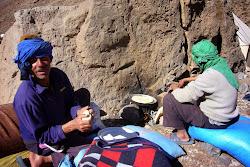 Fabrication du pain avec Mohamed...