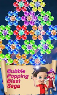 Bubble Popping Blasts Saga - Match 3 - náhled