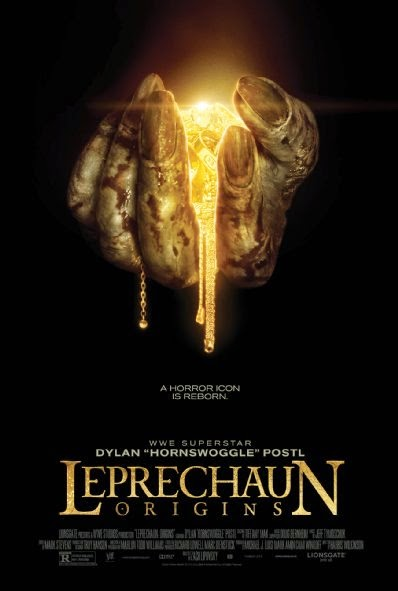 Poster Of English Movie Leprechaun: Origins (2014) Free Download Full New Hollywood Movie Watch Online At Alldownloads4u.Com