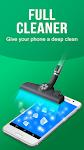 screenshot of Cleaner Phone: clean ram & junk cleaner & booster
