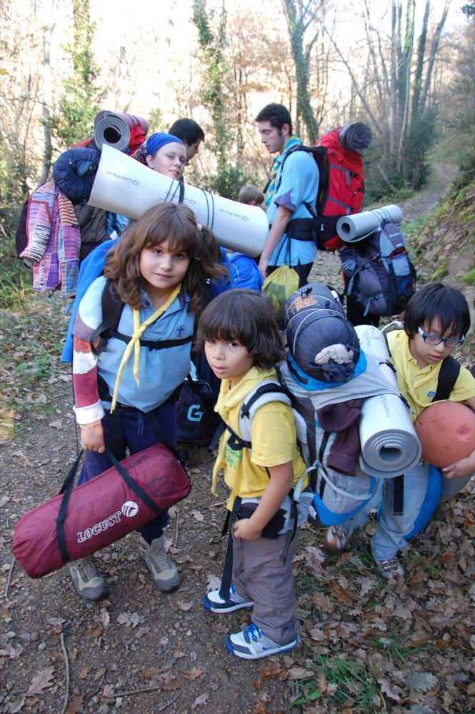 Sortida Castors i Llops a la Roca del Secut 2010 - DSC_0704.jpg
